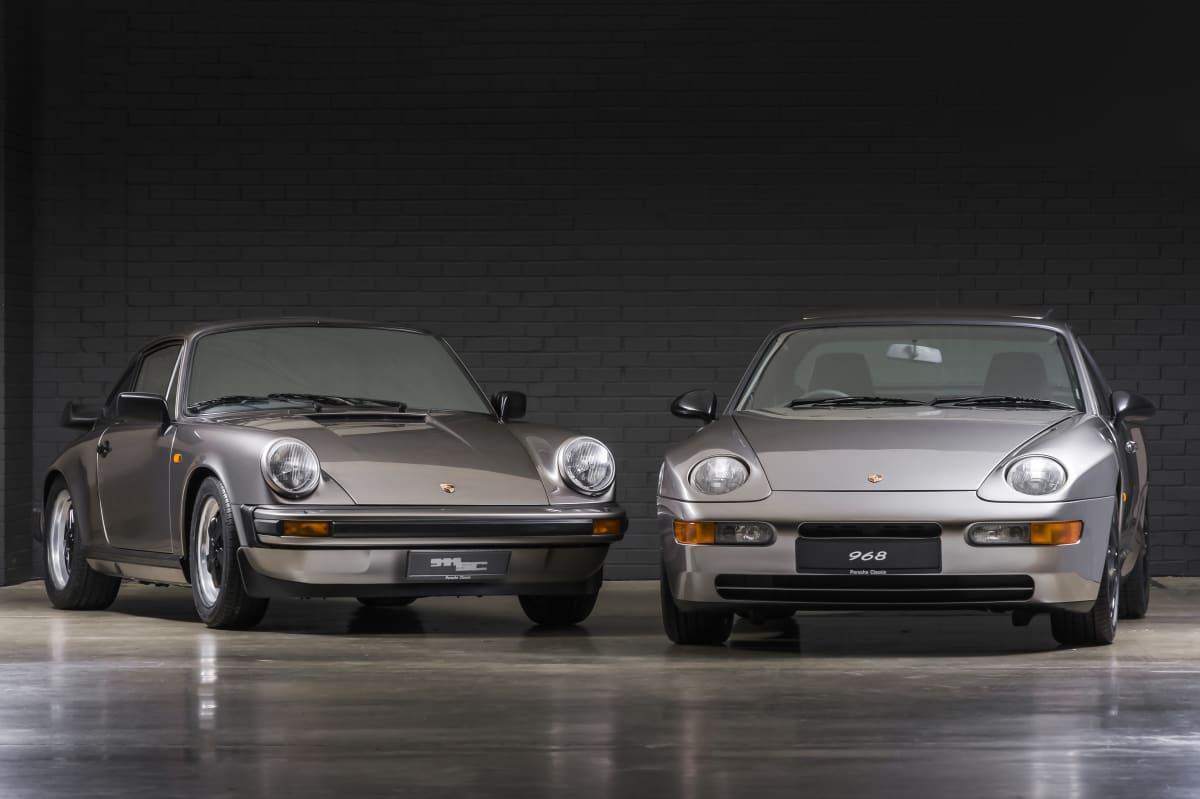 Two Classic Porsches Restored By Porsche Centre Swindon