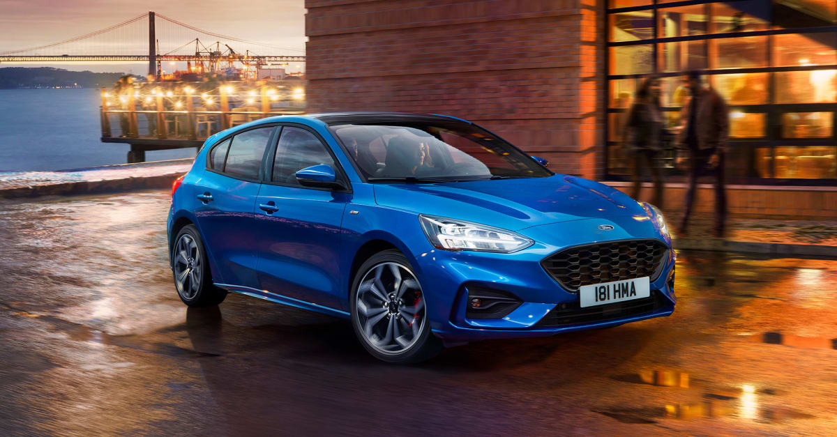All-New Ford Focus 2018 | Cardiff | Swansea | South Wales