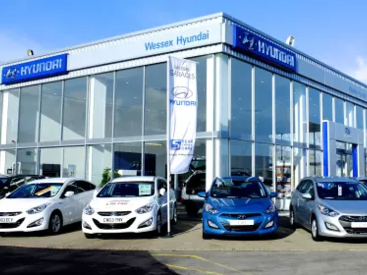 Contact Us Newport Wessex Garages Hyundai