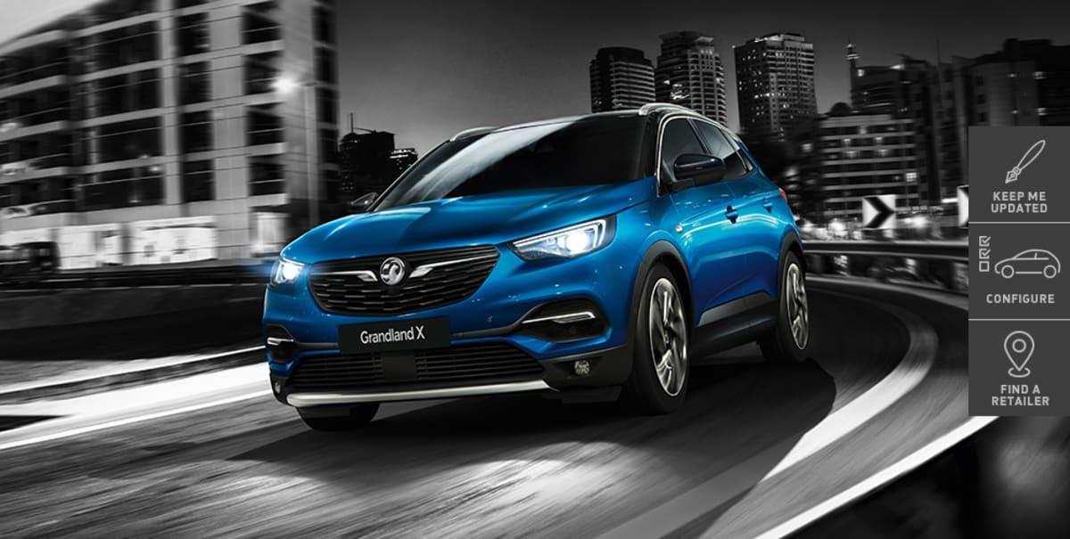 Vauxhall Introducing Grandland X Product Updates and News