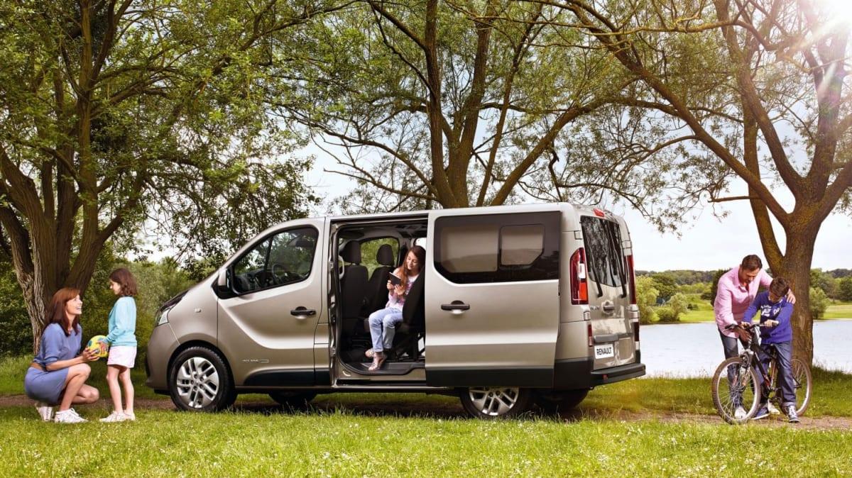 Hyundai Of Newport Parts >> Renault TRAFIC Van Business Contract Hire Offer | Newport | Wessex Garages