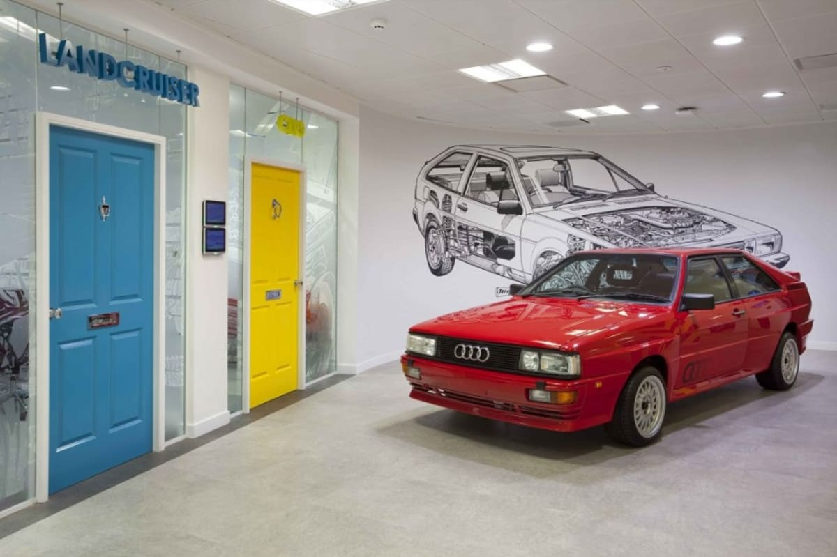 Inside AutoTrader HQ Manchester | Acklam Car Centre