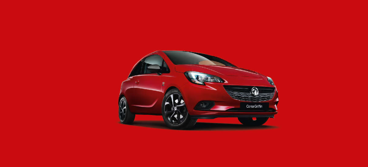 Vauxhall Corsa Griffin Product Updates and News