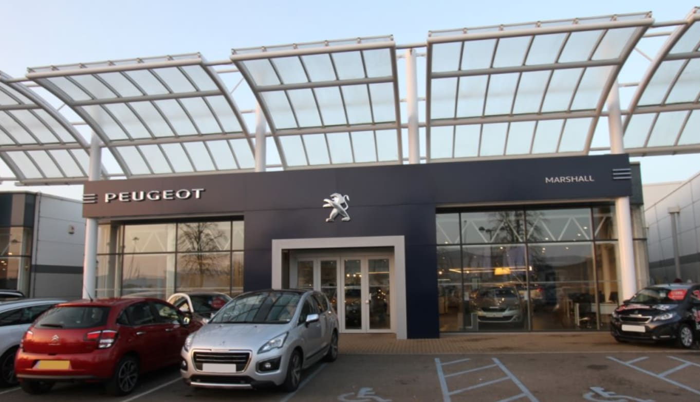 Contact Peugeot in Cambridge | Marshall Peugeot