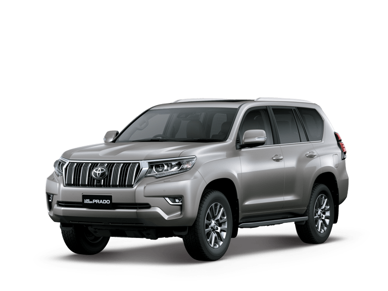New Toyota Land Cruiser Prado 2018 For Sale In The Uae Toyota