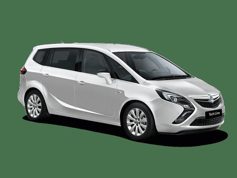 New Vauxhall Zafira Tourer Across The Uk Lookers Vauxhall
