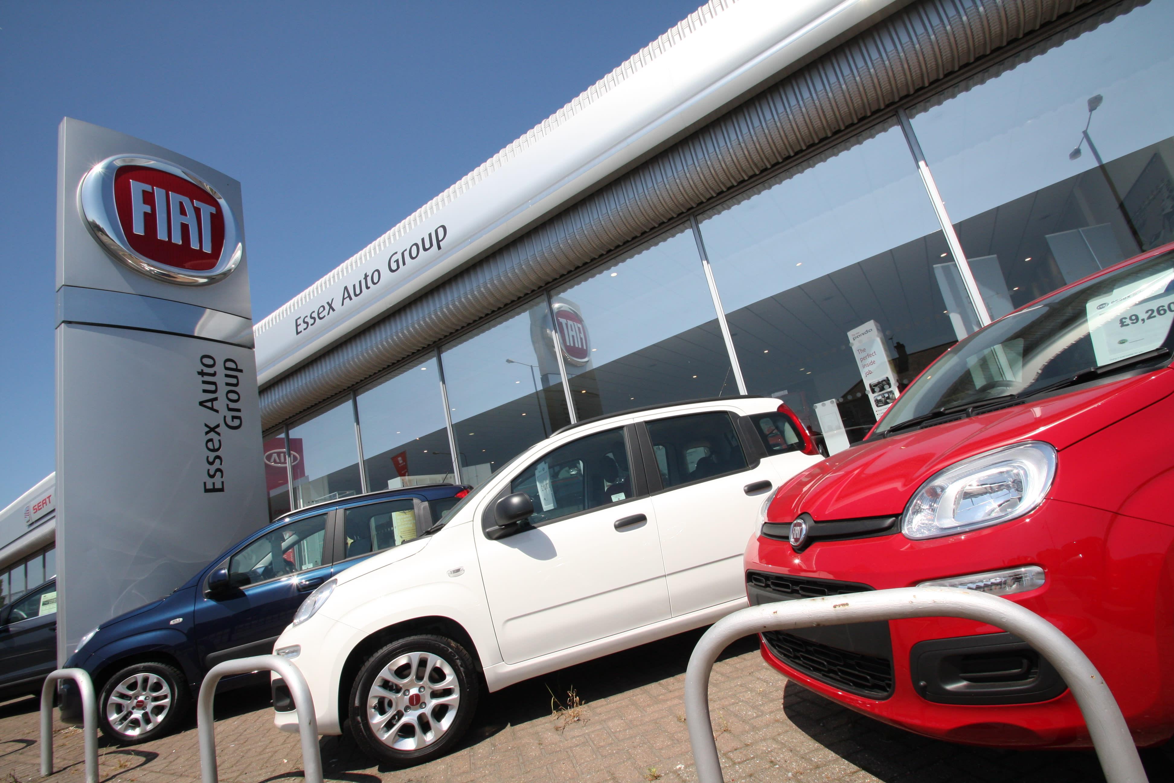 Fiat Dealership In Southend Essex Essex Fiat - Nearest fiat dealer