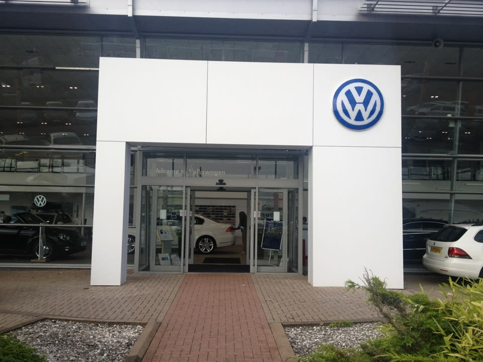 Volkswagen Dealership Birmingham Amp West Midlands