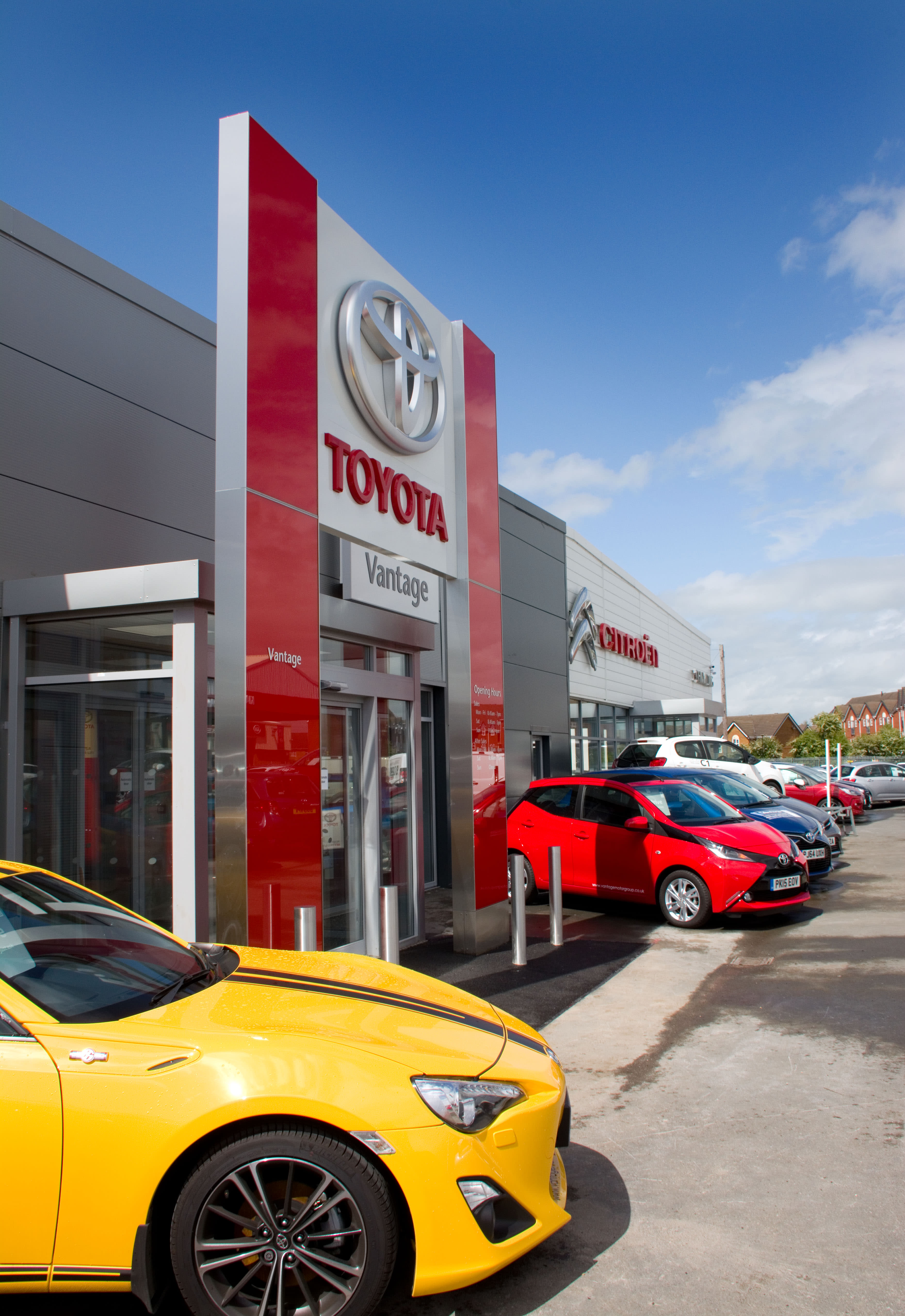 toyota aecom press plant ngage shop metal sheet the of media drives an section durban stuart at shaping in expansion is automotive