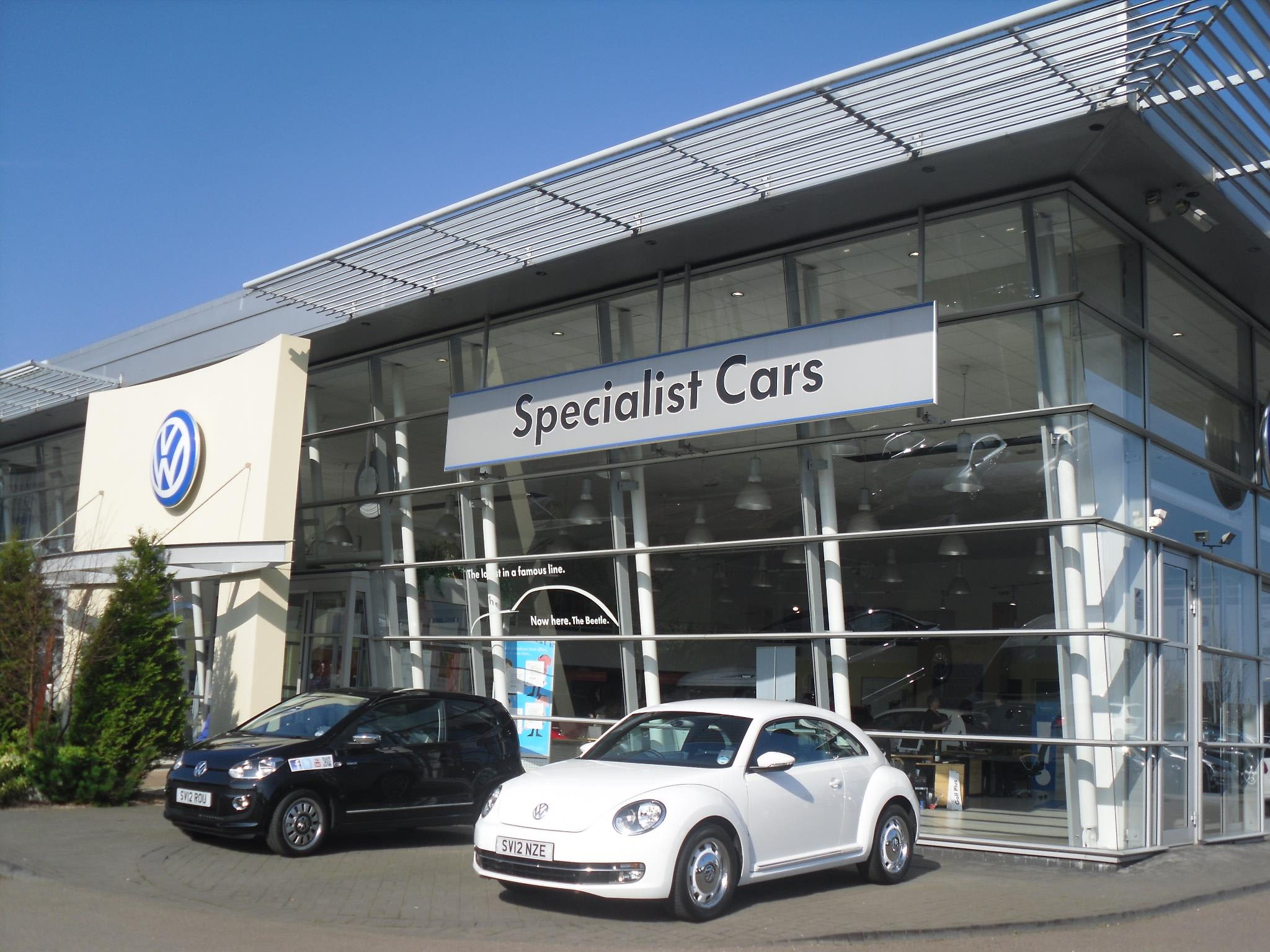 Contact Us in Aberdeen | John Clark Volkswagen