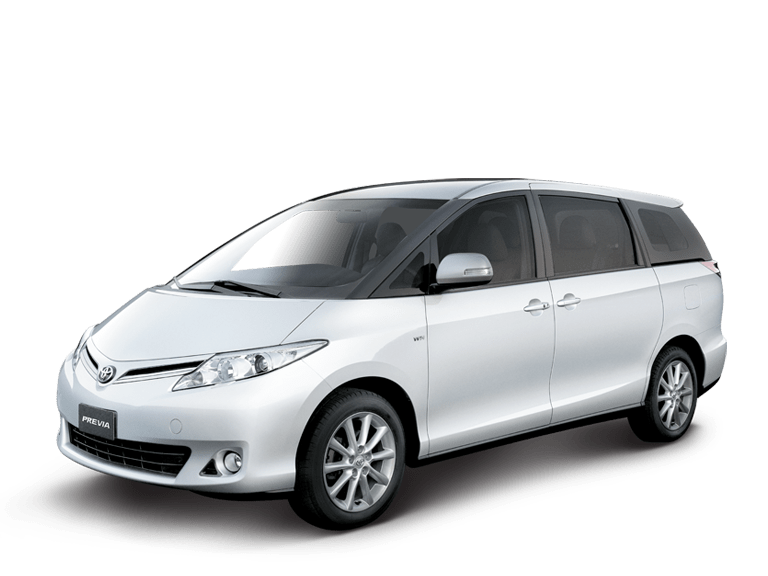 New Toyota Previa 2020 Cars For Sale In The Uae Toyota