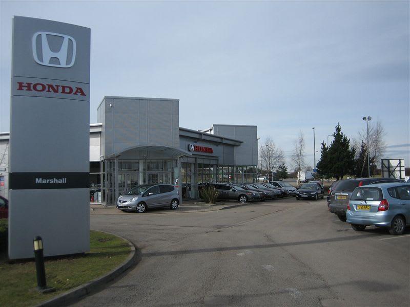 Honda Dealers North Yorkshire | Marshall Honda