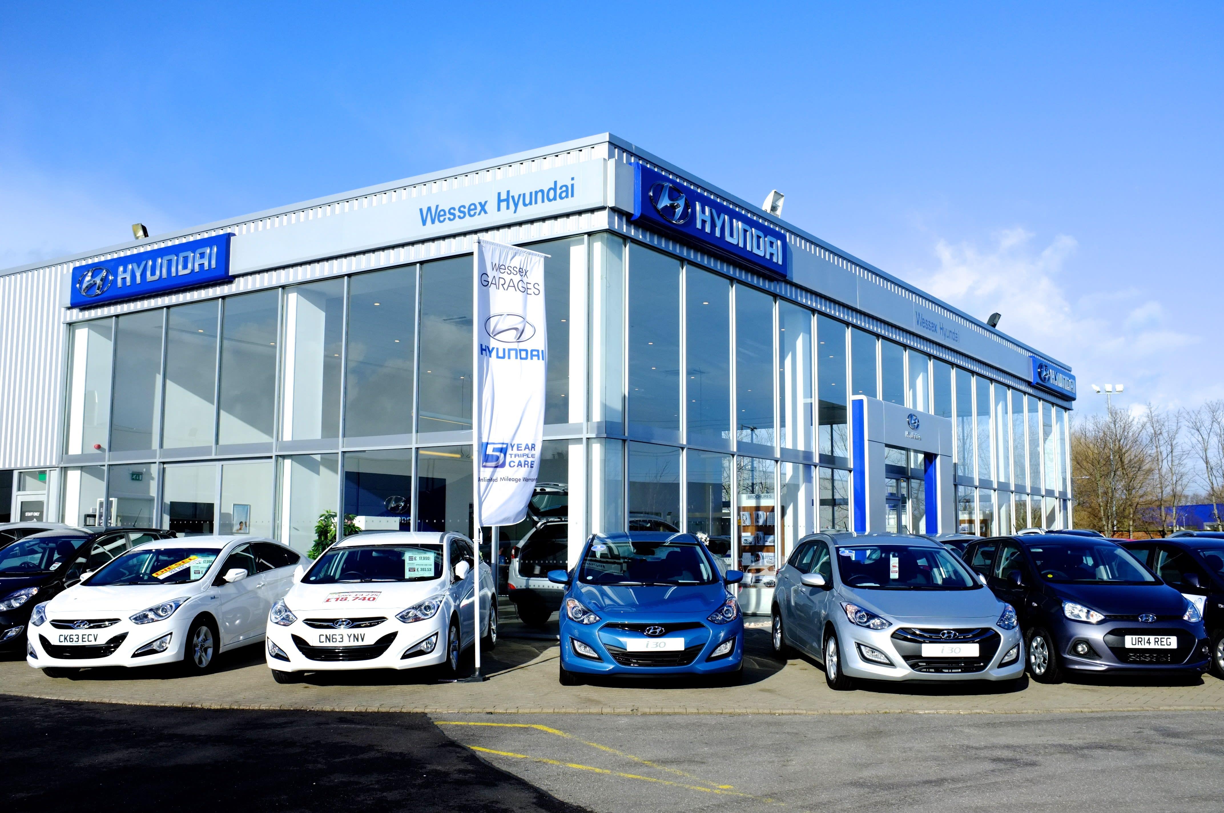 Wes Hyundai Newport | Cardiff & Newport | Wes Hyundai