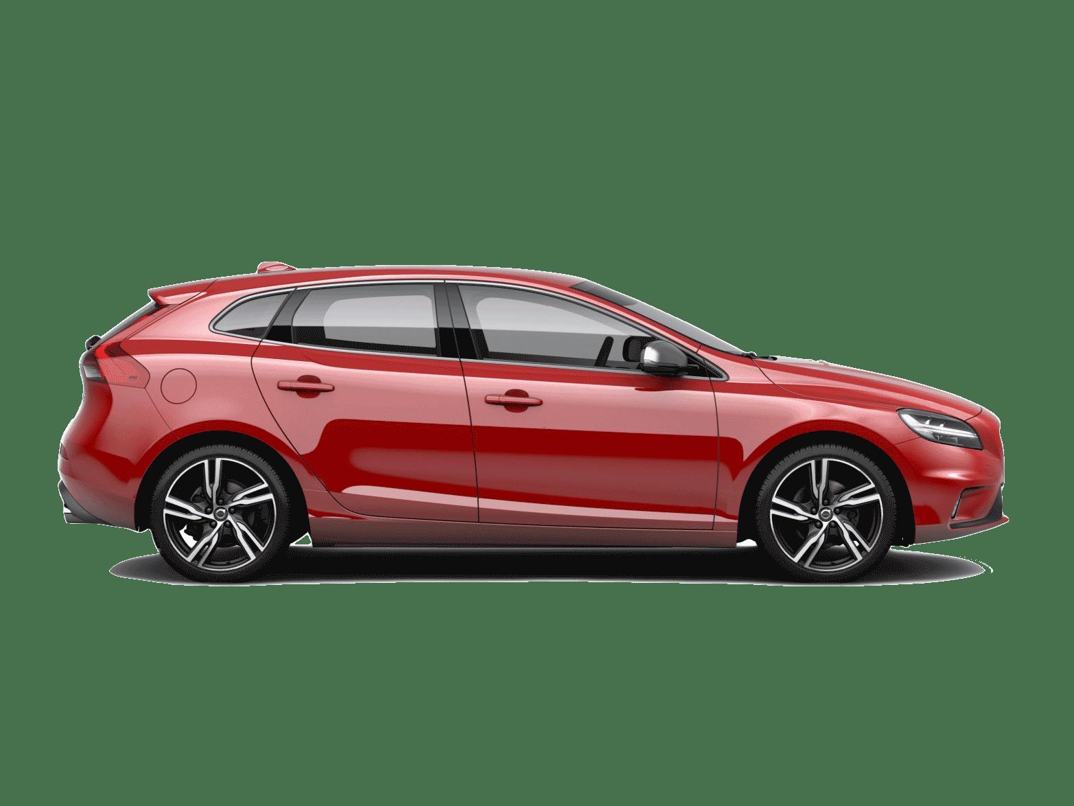 New Volvo V40 R Design Cross Country More