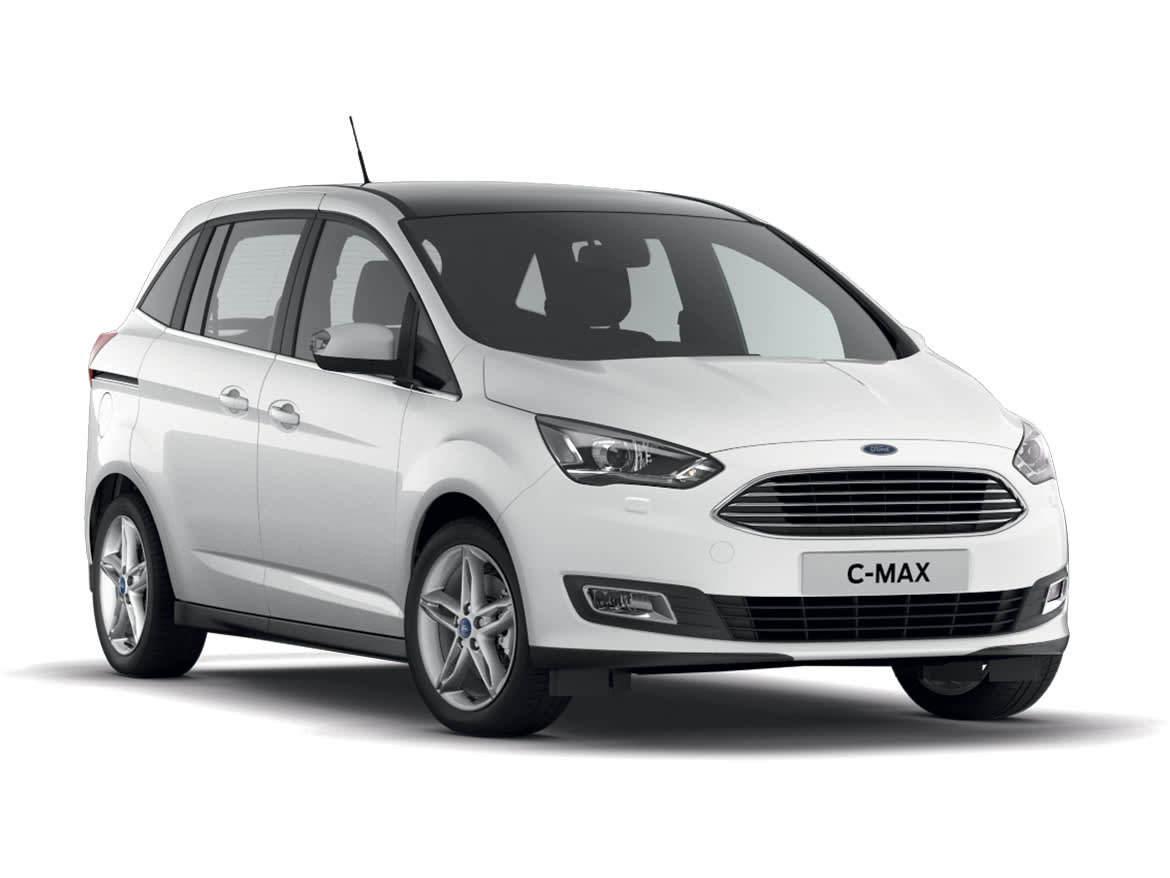 New Ford Grand C Max Review B Interior Cars For Sale In Kidderminster And Malvern