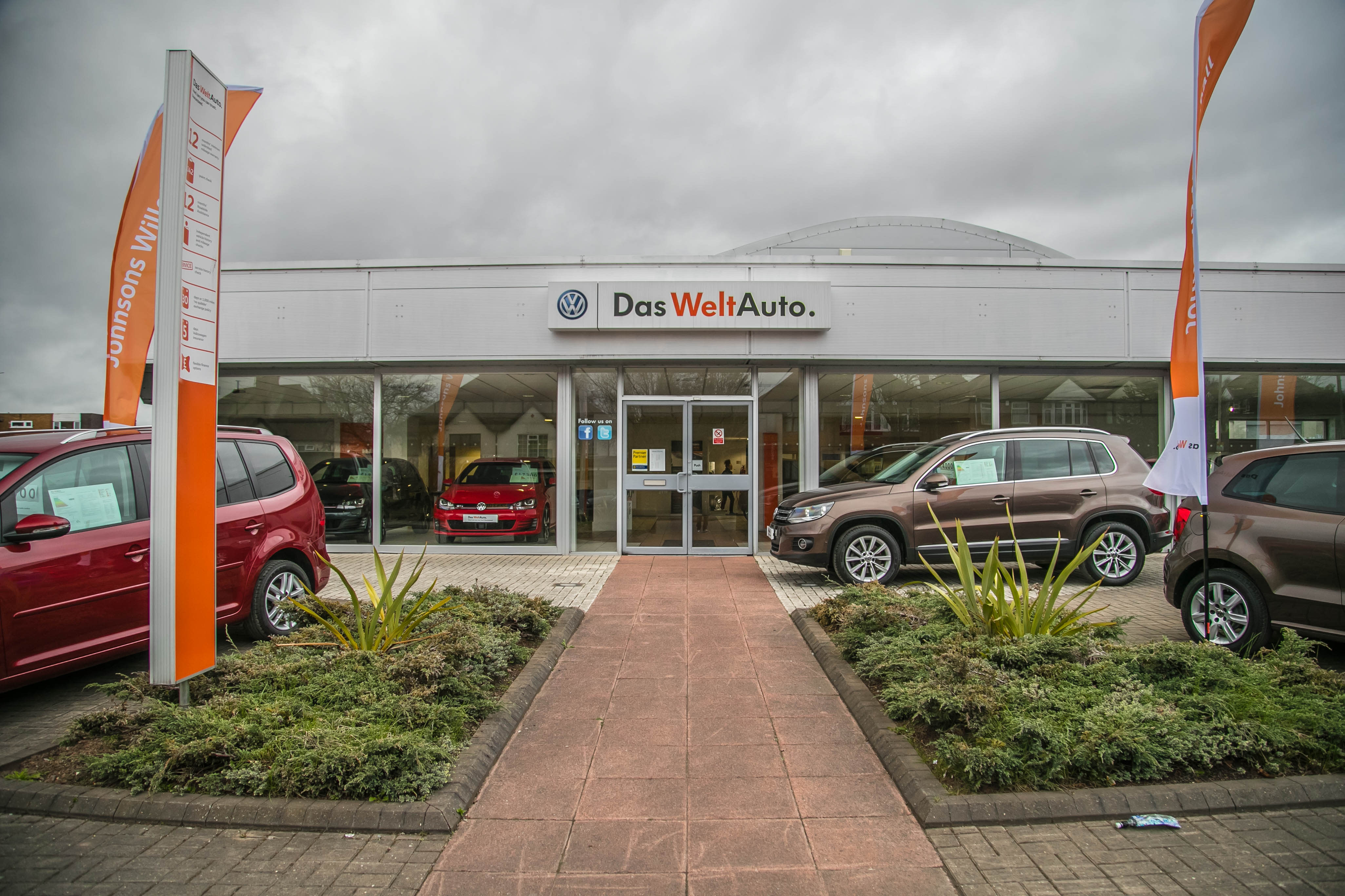 Volkswagen Dealership Birmingham Amp West Midlands