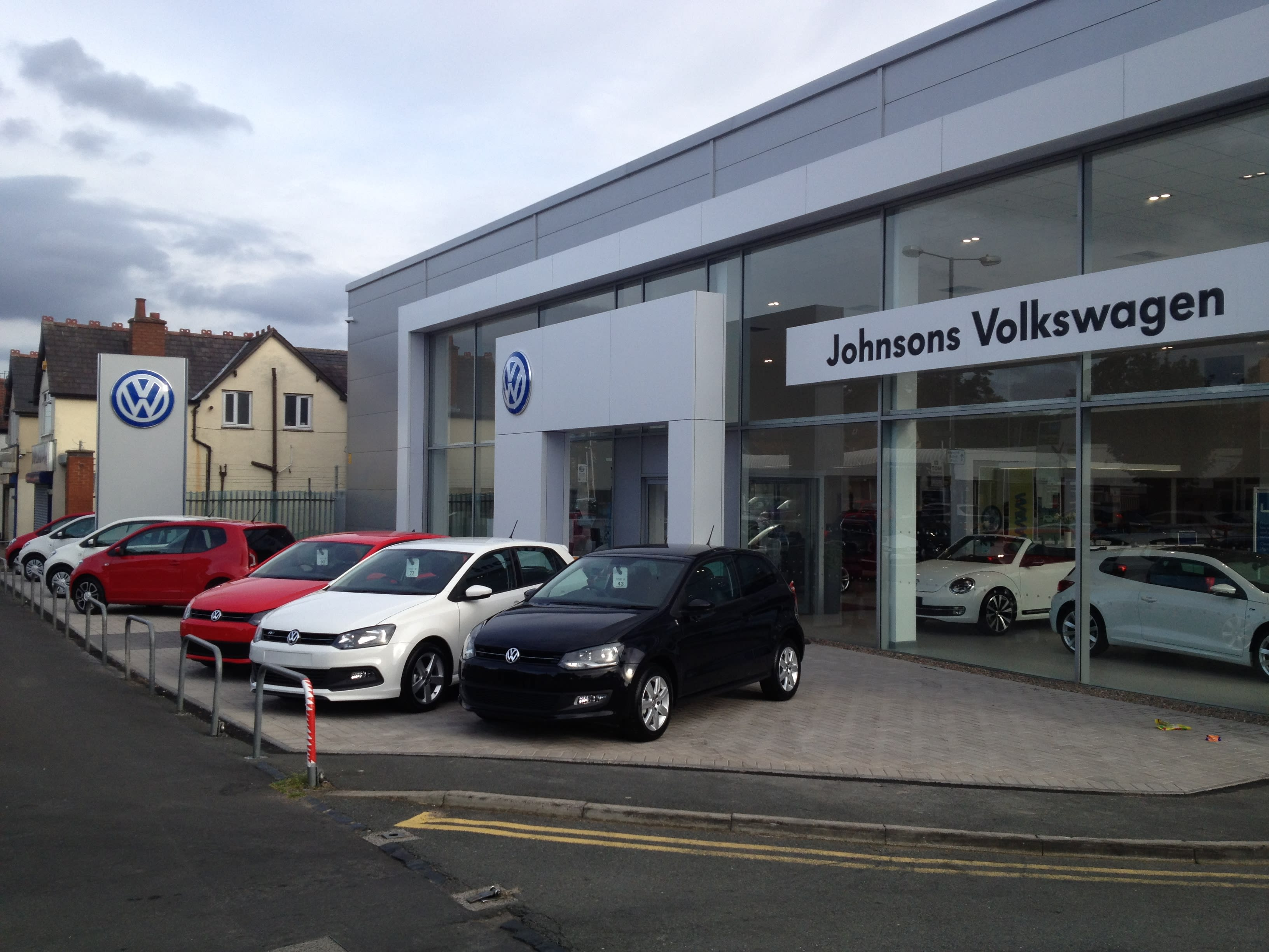 locations wales vw used dealership newport volkswagen south sinclair