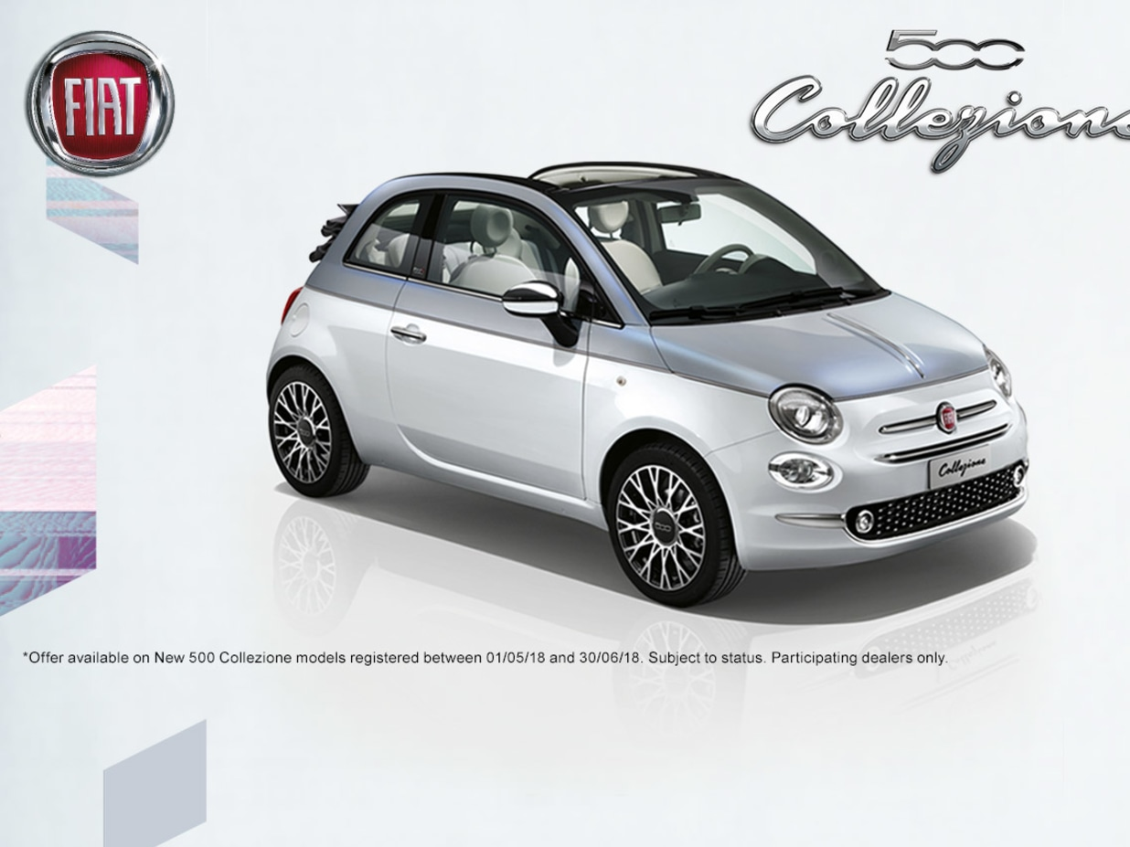 New Fiat Cars Offers Northern Ireland Donnelly