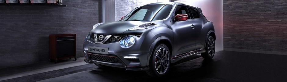 New Nissan Juke Nismo RS | Specialist Cars Aberdeen | New Nissan Cars