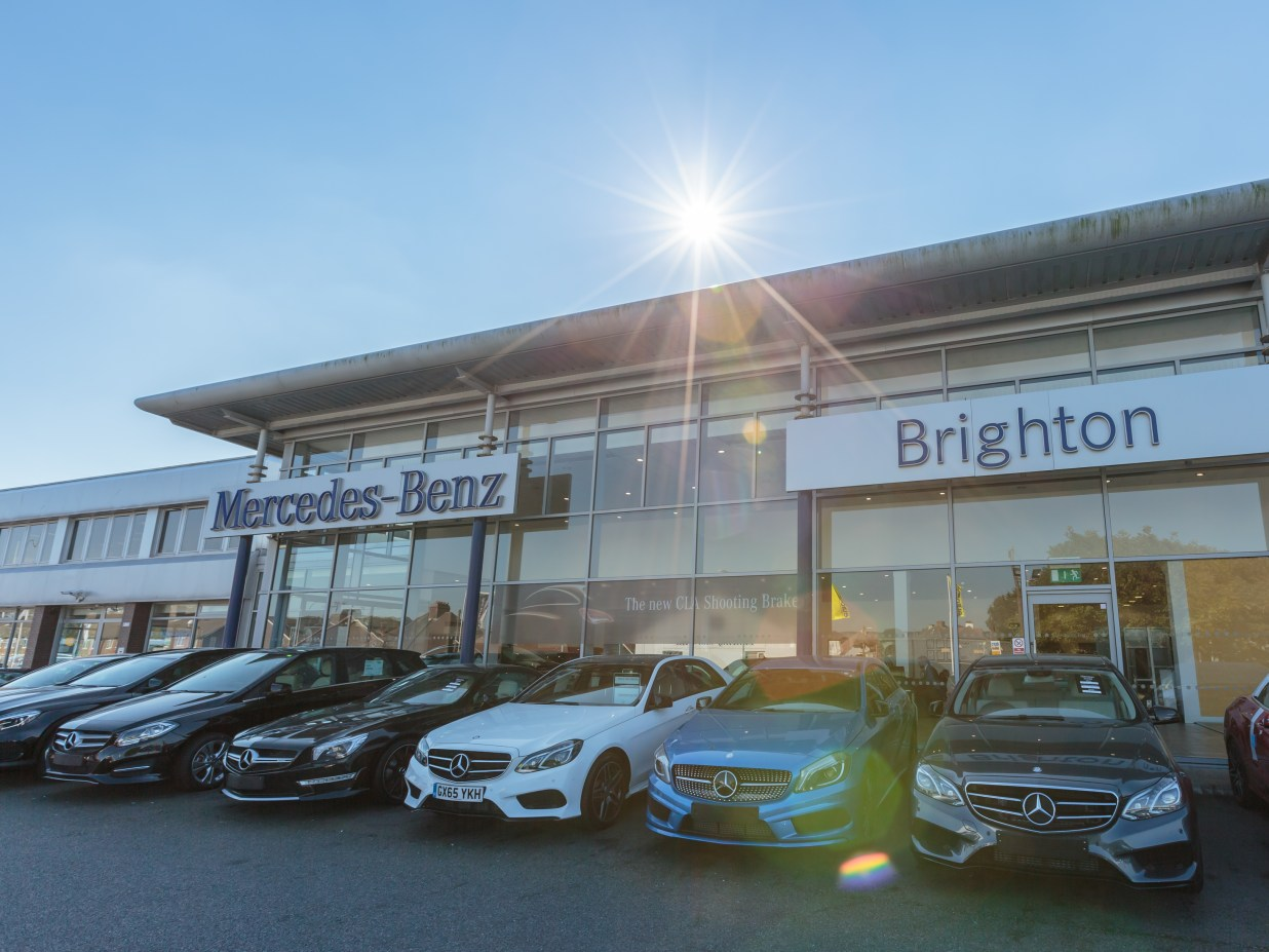 Mercedes Benz Of Brighton