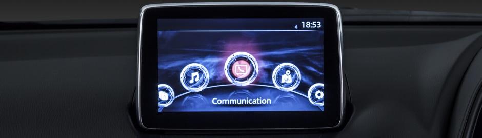 Mazda Mzd Connect Upgrade Dungannon Belfast Saltmarine