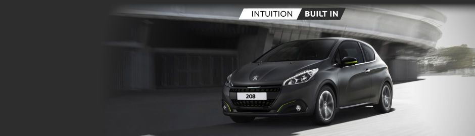 Yeomans Peugeot 208 Allure | From £169+VAT