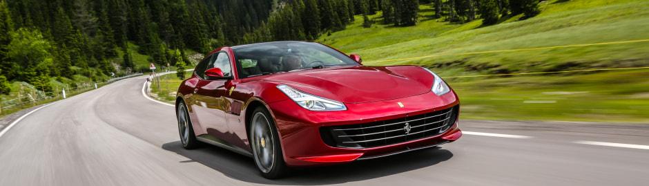 New Ferrari Models