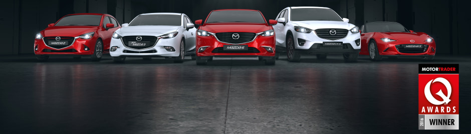 mazda approved used car network