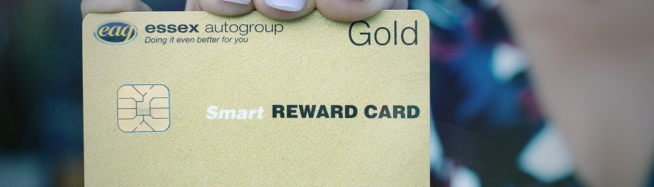 Smart Loyalty Reward Card Southend Essex Mazda - Mazda rewards