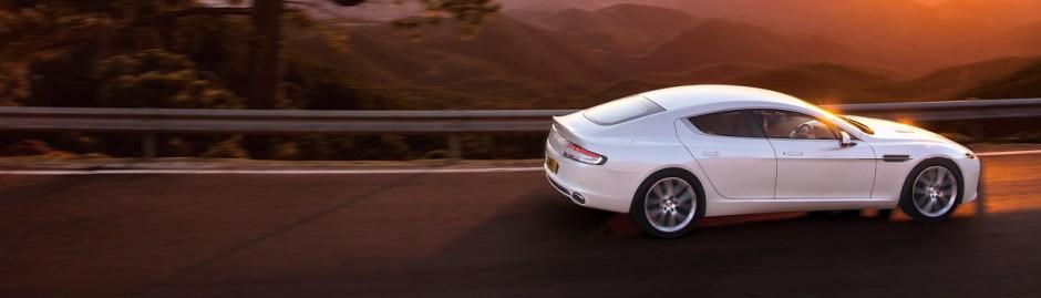 Aston Martin Rapide S Shadow Edition