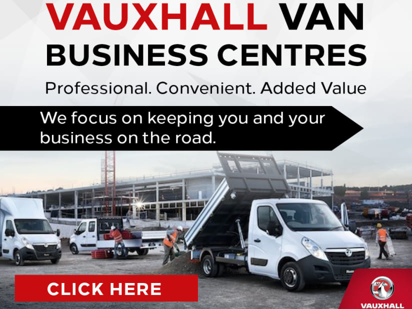 5cb0643257 Vauxhall Van Business Centres