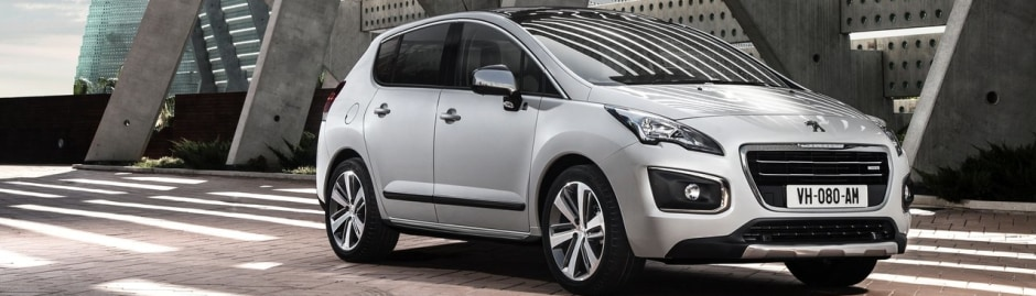 Peugeot 3008 Business Offers | Cambridge, Peterborough & St Neots ...