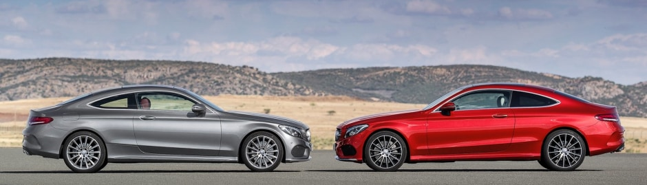 New MercedesBenz Range for sale  2017 Models  Lookers