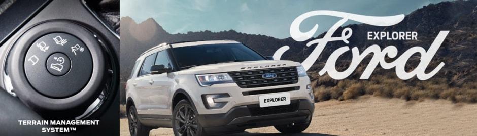 New Ford Cars Uae Al Tayer Motors Ford