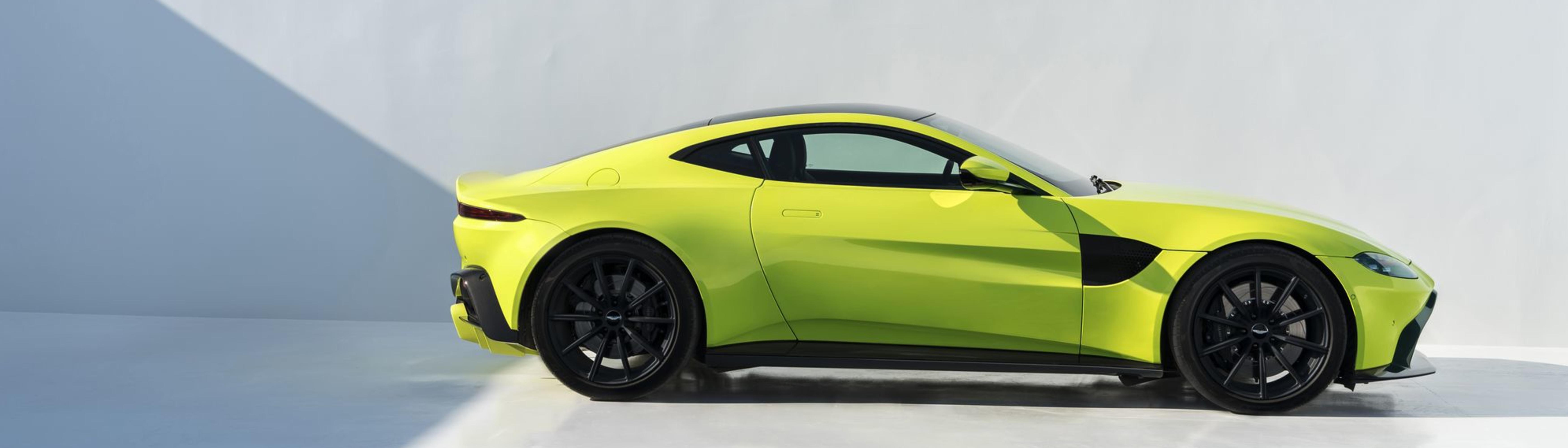 New Aston Martin Cars Aston Martin Nottingham