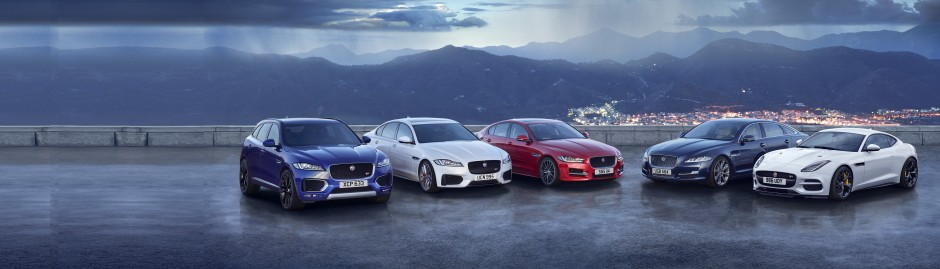 NEW CARS AT MARSHALL JAGUAR
