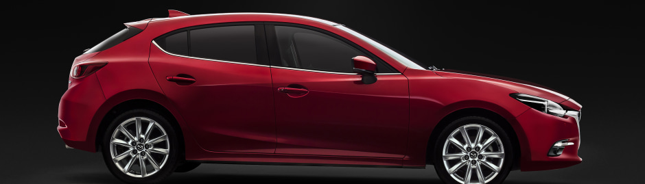 2017 Mazda3 0% APR PCP