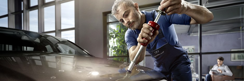 Accident Repair Centres East Anglia Robinsons MercedesBenz - Mercedes benz body repair centre