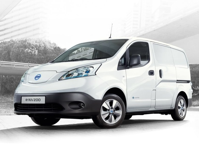 1fc8b803cd Electric Vans