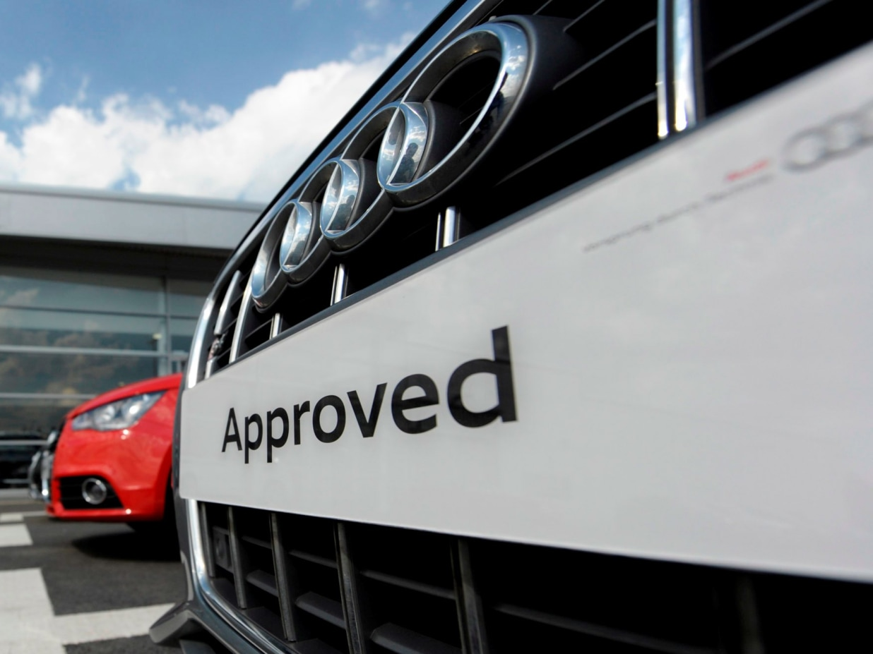 Why Buy An Approved Used Audi From Lookers - Buy an audi
