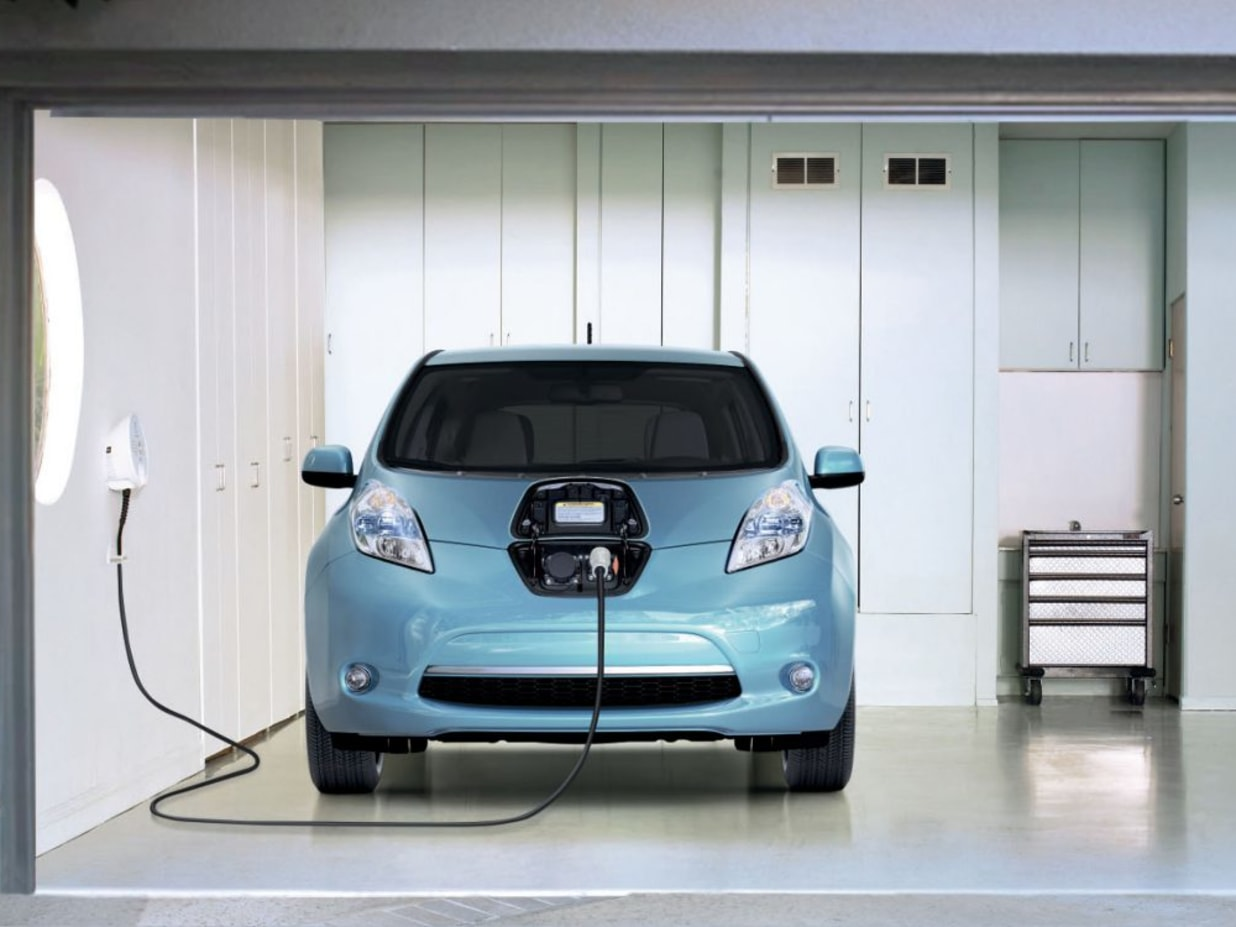 Put Charge In Your EV