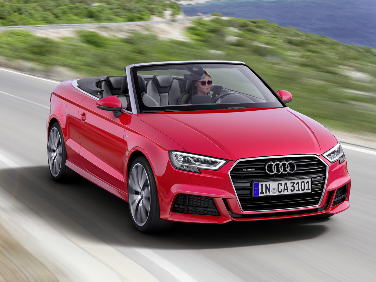 New Audi A Cabriolet Deals Finance Offers Lookers Audi - Audi a3 convertible