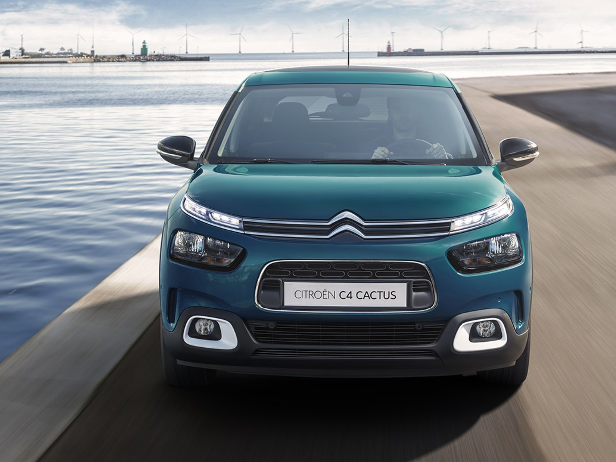 Favorable receipt of Citroen on credit or lease 39