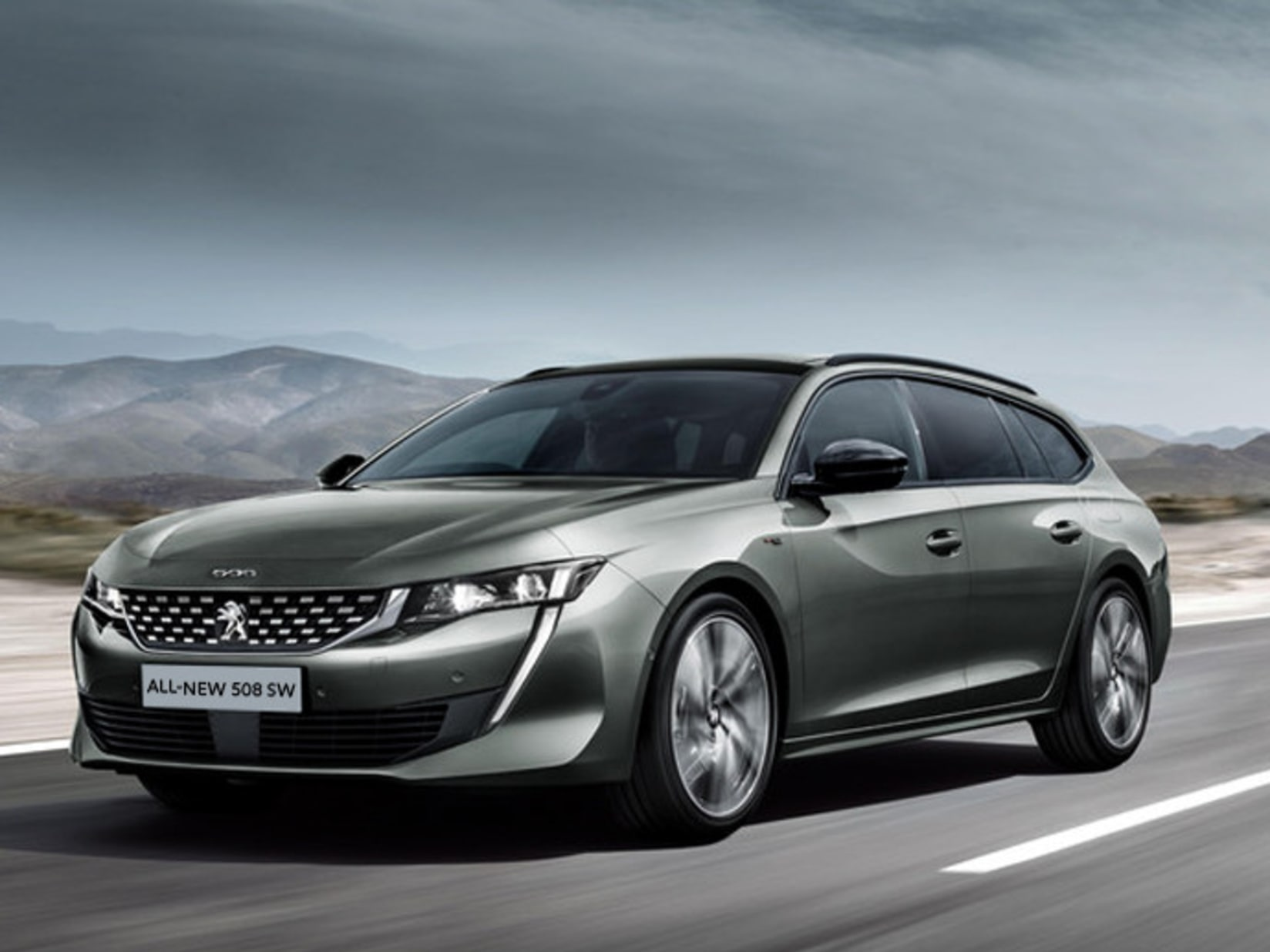 New Peugeot 508 Sw To Launch Early 2019 Booths Of Ditton Peugeot