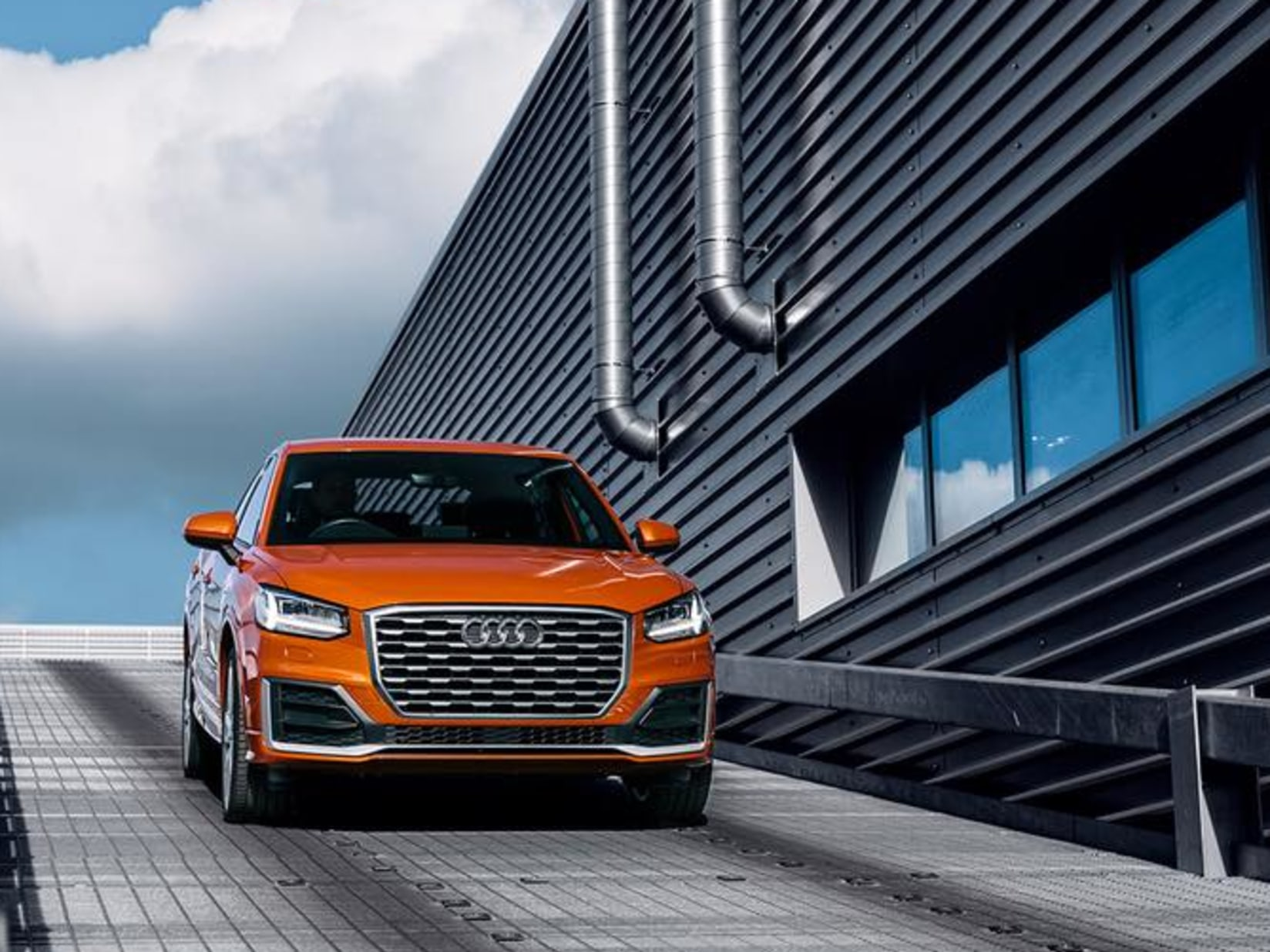 New Audi Cars And Suvs Ready To Drive Away At Highland Audi Inverness