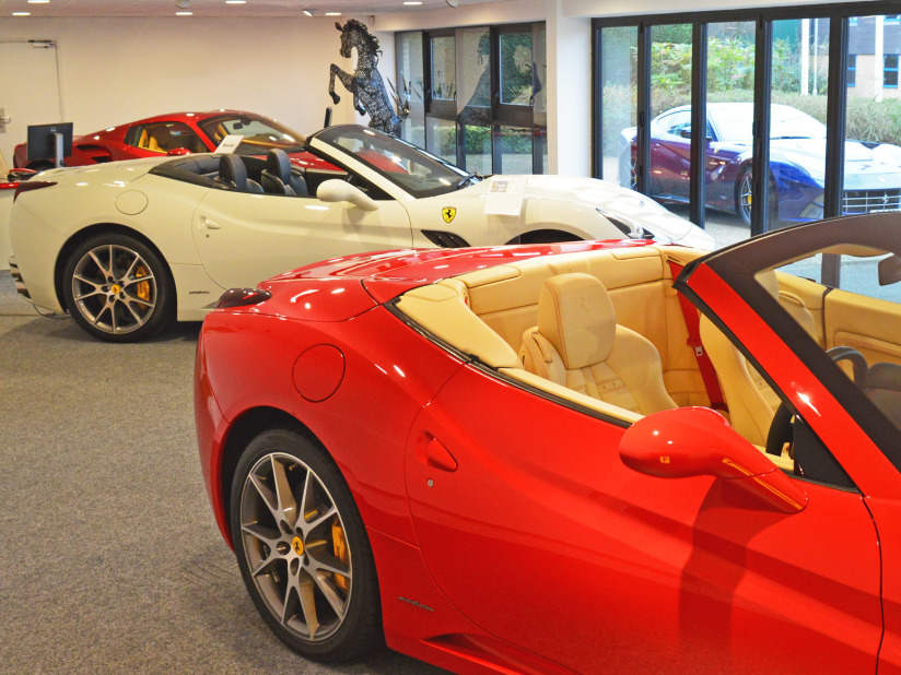 Performance Cars For Sale >> Used Ferraris Maidstone Kent Kent High Performance Cars