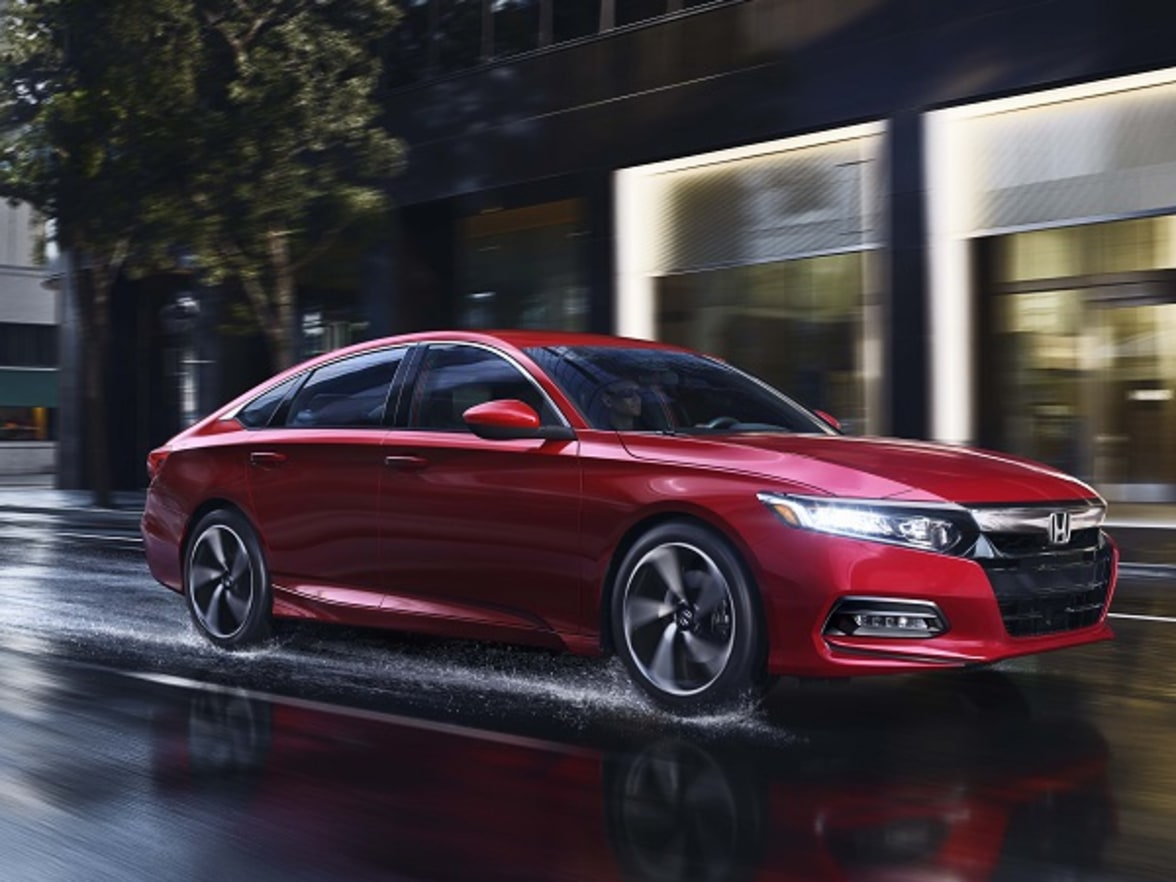 Buy The New Honda Accord In The United Arab Emirates Honda