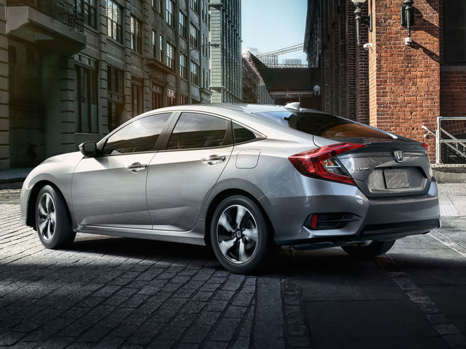 Buy the New Honda Civic in The United Arab Emirates  Honda