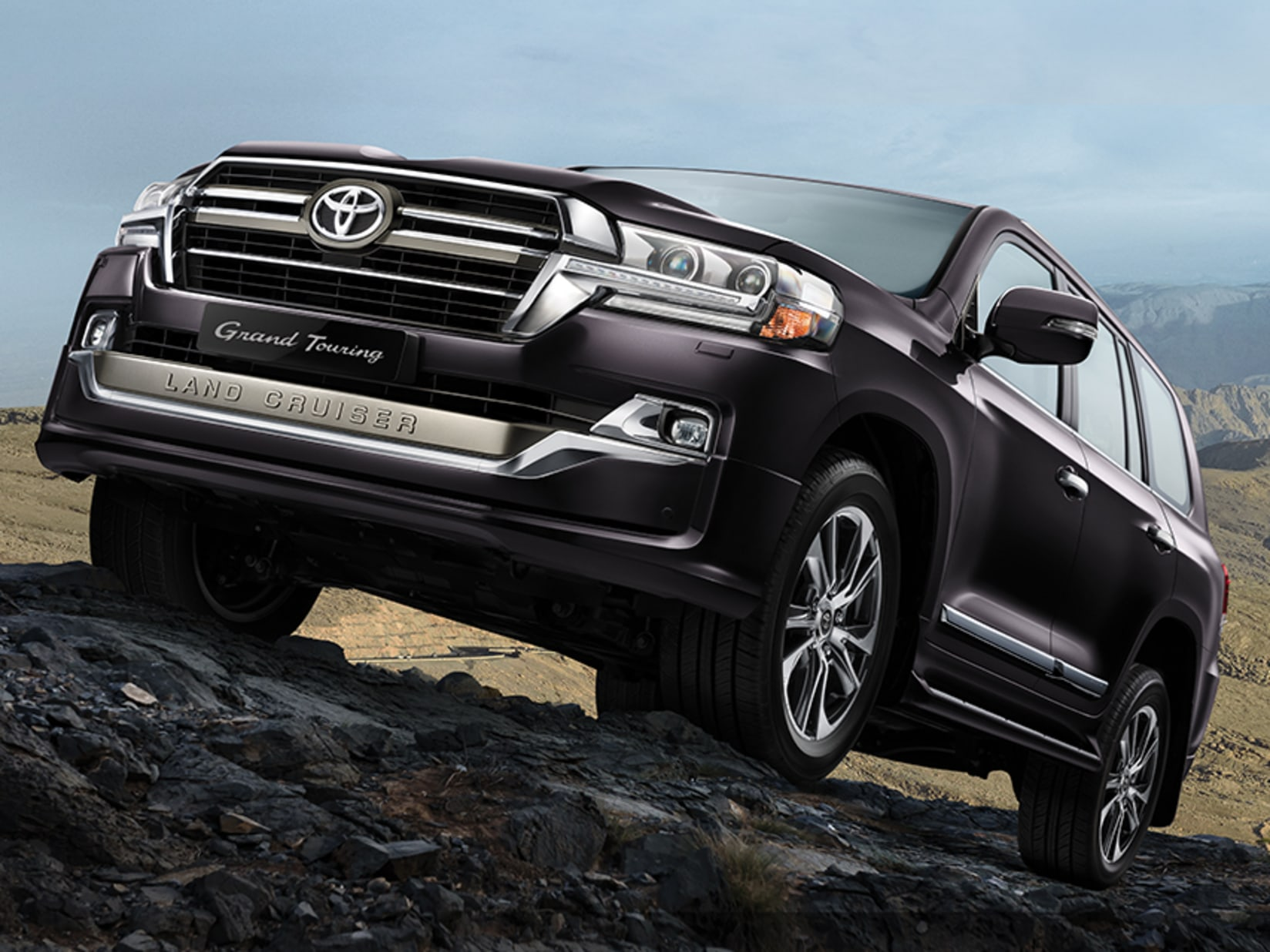 Kelebihan Land Cruiser Toyota Review