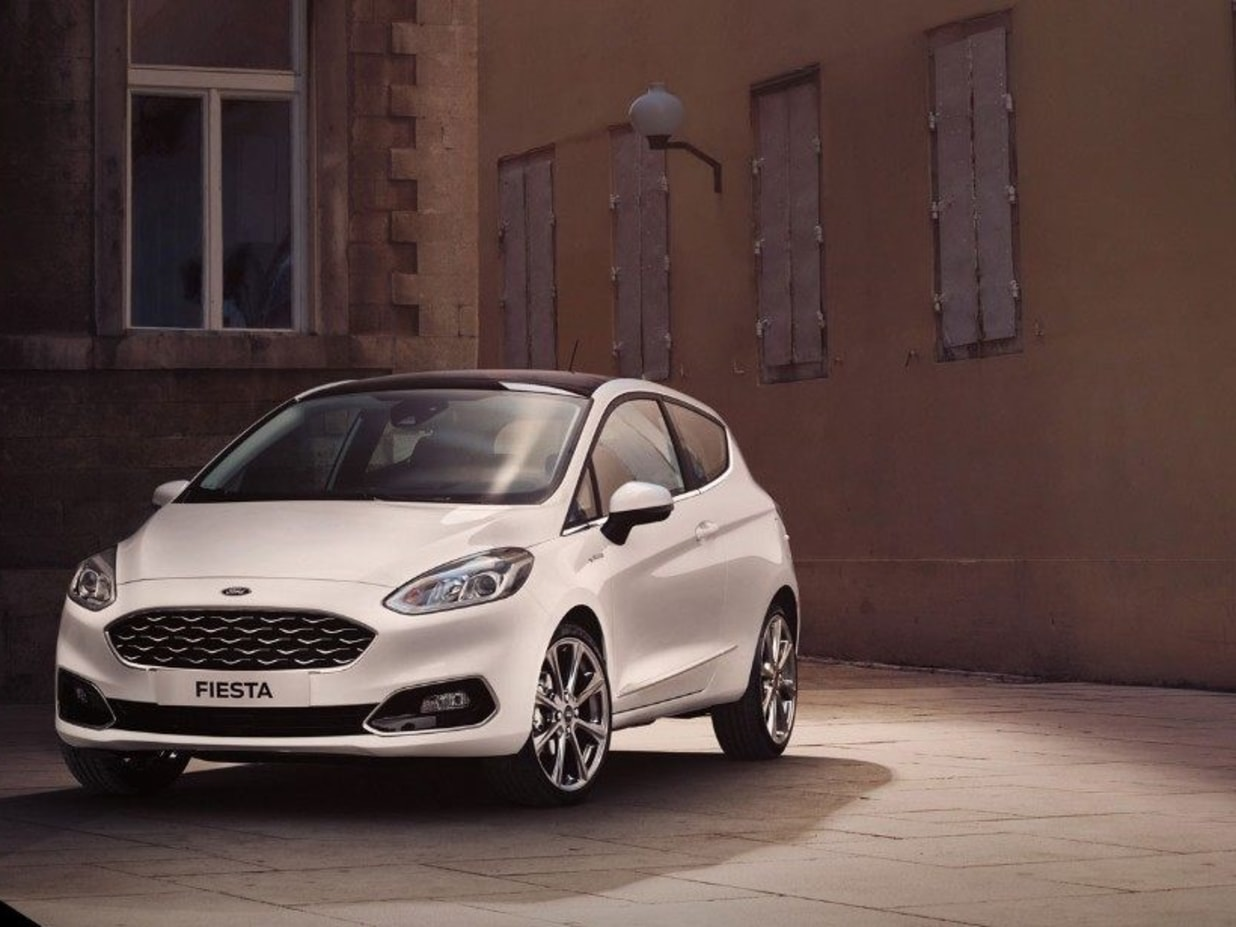 New Ford Fiesta Vignale The West Midlands Johnsons Ford